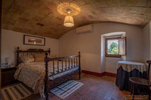 Habitació rustica de Can Pasamane
