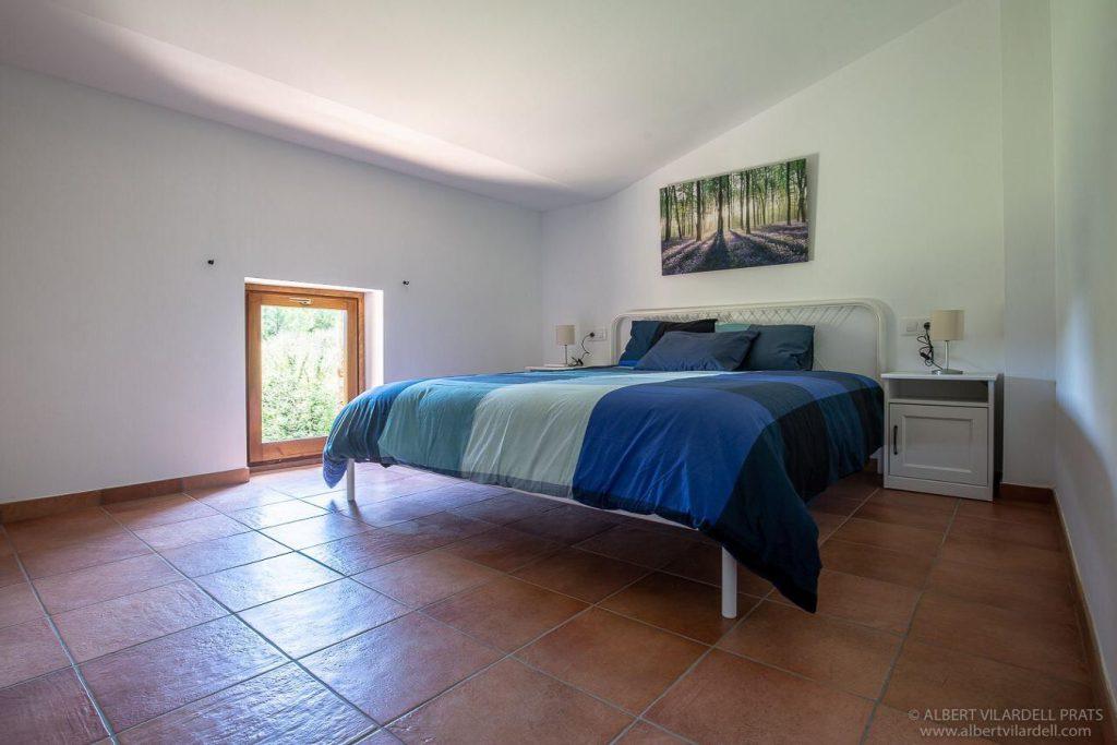 Habitació moderna de Can Pasamane